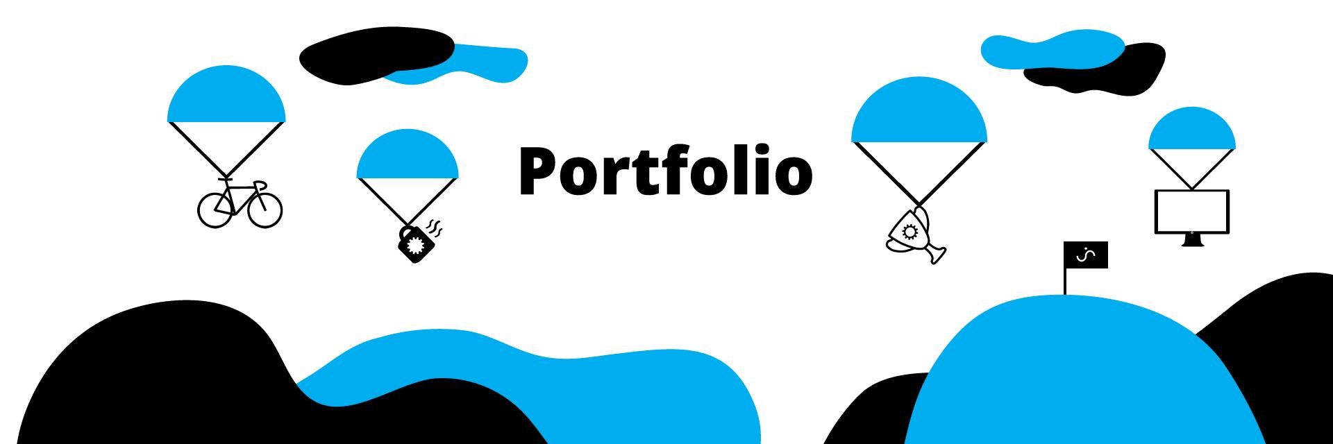 Portfolio Page Banner